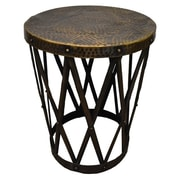 Bloomsbury Market Millsboro Metal Side Table