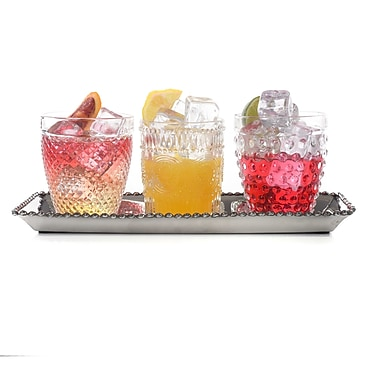 Latitude Run Rohit 12 oz. Glass Every Day Glasses (Set of 6)