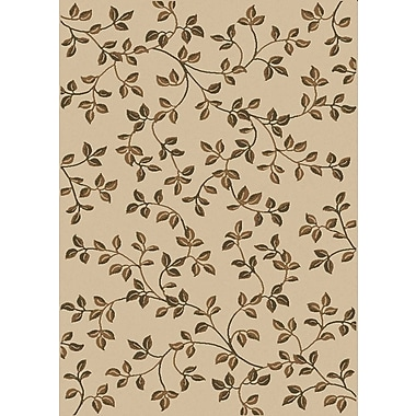 Darby Home Co Rockport Ivory Area Rug; 3'3'' x 4'11''