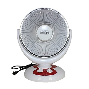 Entrada Electric Fan Compact Heater