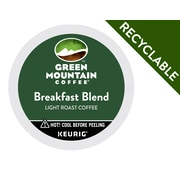 Keurig® K-Cup® Green Mountain® Breakfast Blend Coffee, Light, 24 Pack