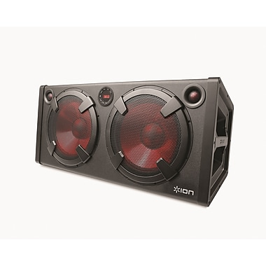 Ion Audio Road Warrior 500-Watt Rechargeable Stereo Speaker System (IPA27)