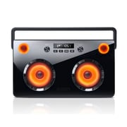 Ion Audio Spectraboom Stereo Wireless Boombox with Lighted Speakers (ISP54)