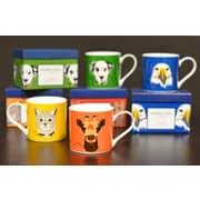 Tannex Animal Mugs Variety Set with Gift Box, Set of 4, 15oz