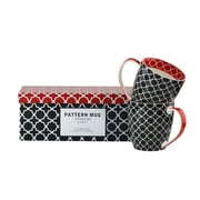 Tannex - Ensemble de tasses à motifs avec boîte-cadeau, ensemble de 4, 17 oz