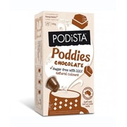 PODiSTA Poddies Sugar Free Chocolate, Nespresso Original Line, 60/Pack