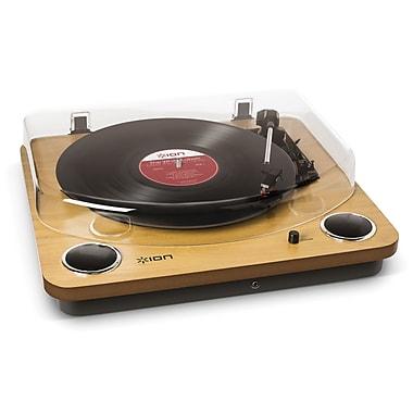 Ion Audio – Tourne-disque pour conversion Max LP avec haut-parleurs stéréo (IT54)