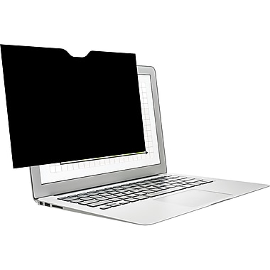 Fellowes® - Filtre de confidentialité opaque PrivaScreen™ - MacBook® Pro 15 po avec écran Retina
