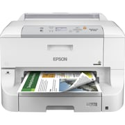 Epson WorkForce Pro WF-8090 Inkjet Printer, Color, 4800 x 1200 dpi Print, Plain Paper Print, Desktop (C11CD43201-NA)