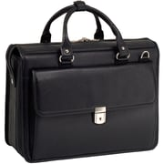 """McKleinUSA 15.6"""" Leather Litigator Laptop Briefcase (15975)"""