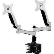 "Amer Mounts Dual Articulating Monitor Arm. Supports two 15""-26"" LCD/LED Flat Panel Screens (AMR2AC)"