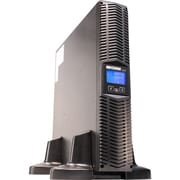 Minuteman 3000 VA Line Interactive Rack/Wall/Tower UPS with 8 Outlets (E3000RT2U)