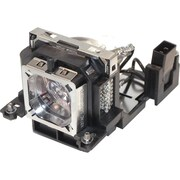 eReplacements Compatible projector lamp for Sanyo PLC WXU300, PLC XU300, PLC XU301, PLC XU305, PLC XU355 (POA LMP131 ER) by