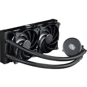 Cooler Master MasterLiquid 240 MLX-D24M-A20PW-R1 Cooling Fan/Radiator (MLX-D24M-A20PW-R1)