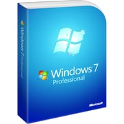 Microsoft- IMSourcing Windows 7 Professional With Service Pack 1 64-bit, License and Media, 1 PC, OEM (FQC-08289)