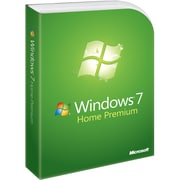 Microsoft- IMSourcing Windows 7 Home Premium With Service Pack 1 32-bit, License and Media, 1 PC, OEM (GFC-02726)