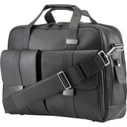 """HP Executive Carrying Case for 14.1"""" Notebook, Tablet, Smartphone, Paper, Black (1WM82UT)"""