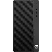 HP Business Desktop 280 G3 Desktop Computer, Intel Corei3 -6100 3.7GHZ, 4GB DDR4 SDRAM, 500GB HDD, Windows 7 Professional 64-bit
