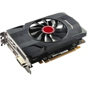 XFX RX-550P2SFG5 Radeon RX 550 Graphic Card, 1.20 GHz Core, 2 GB GDDR5, Dual Slot Space Required (RX550P2SFG5)