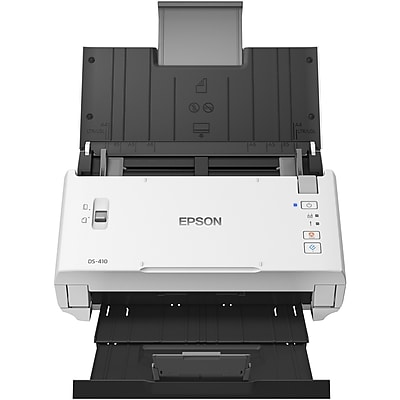 Epson DS-410 Sheetfed Scanner, 600 dpi Optical (B11B249201)