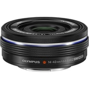 Olympus M.Zuiko, 14 mm to 42 mm, f/3.5, 5.6, Zoom Lens for Micro Four Thirds (V314070SU000)
