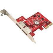Addonics 2-Port eSATA 6G PCIe 2X Controller (AD2ES6GPX2)
