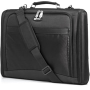 "Mobile Edge Express Carrying Case (Briefcase) for 17"" Notebook, Chromebook, Black (MEEN217)"