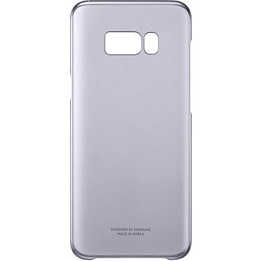 Samsung Galaxy S8+ Protective Cover, Orchid Gray (EF-QG955CVEGUS)