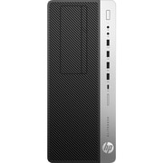 HP EliteDesk 800 G3 Desktop Computer, Intel Core i7-7700 3.6GHZ, 8GB DDR4 SDRAM, 512GB SSD, Windows 10 Pro 64-bit, Tower