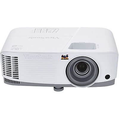 Viewsonic PA503S 3D Ready DLP Projector, 576p, EDTV, 4:3 (PA503S)