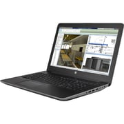 "HP ZBook Studio G4 15.6"" LCD Mobile Workstation, Intel Core i7-7700HQ Quad-core 2.8GHZ, 8GB DDR4 SDRAM, 512GB SSD (2HU32UT#ABA)"
