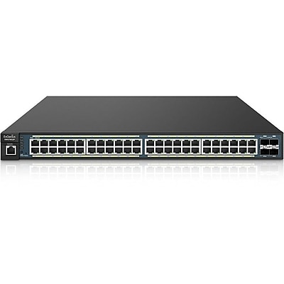 EnGenius Neutron EWS 48-Port Managed Gigabit 410W PoE+ Switch (EWS7952P)