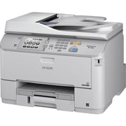 Epson WorkForce Pro WF-5620 Inkjet Multifunction Printer, Color, Plain Paper Print, Desktop (C11CD08201-NA)