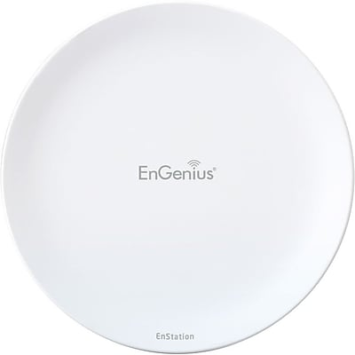EnGenius EnTurbo EnStation5-AC IEEE 802.11ac 867 Mbit/s Wireless Bridge (ENSTATION5-AC)