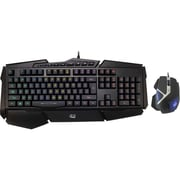 Adesso EasyTouch 136CB Illuminated Gaming Keyboard & Mouse Combo (AKB-136CB)