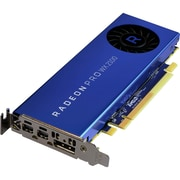 AMD Radeon Pro W2100 Graphic Card, 2 GB GDDR5, Low-profile, Single Slot Space Required (100-506001)