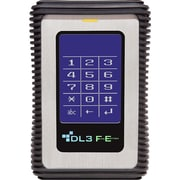 DataLocker DL3 FE (FIPS Edition) 512 GB Encrypted External Solid State Drive with RFID Two-Factor Authentication (FE0512RFID)