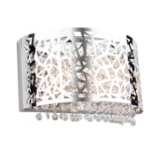 Everly Quinn Uli 24-Light Flush Mount