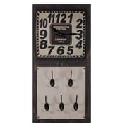 Gracie Oaks Christerfer Wall Clock
