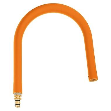 Grohe Essence New Semi-Pro Faucet Hose; Orange