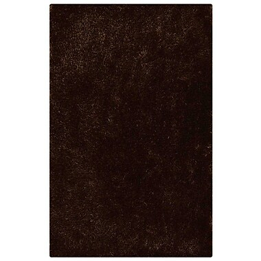Latitude Run Ry Hand Tufted Brown Area Rug; 8' x 10'