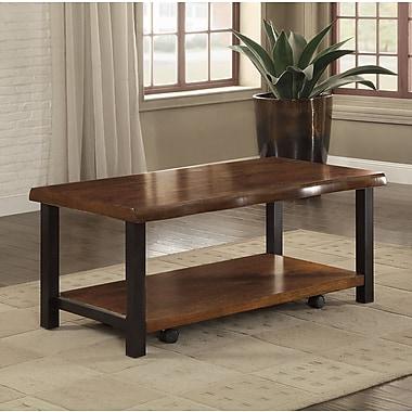Crown Mark Crane Coffee Table