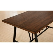 Crown Mark David Counter Height Dining Table