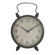 Ophelia & Co. Metal Tabletop Clock