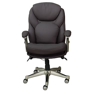 Serta at Home Serta Works Ergonomic Desk Chair ; Gray