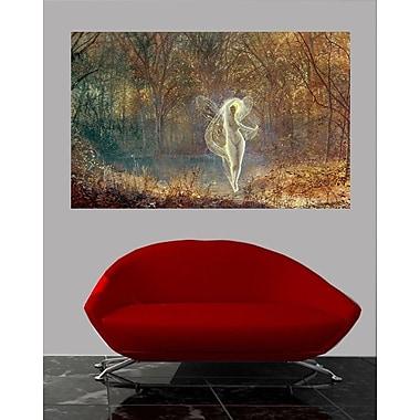 Winston Porter 'Autumn' Oil Painting Print Poster; 30'' H x 48'' W