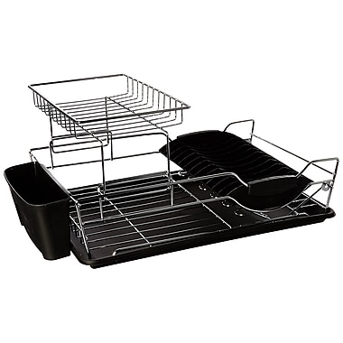 Sweet Home Collection 2 Tier Dish Rack