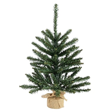The Holiday Aisle Anoka 2' Green Pine Artificial Christmas Tree