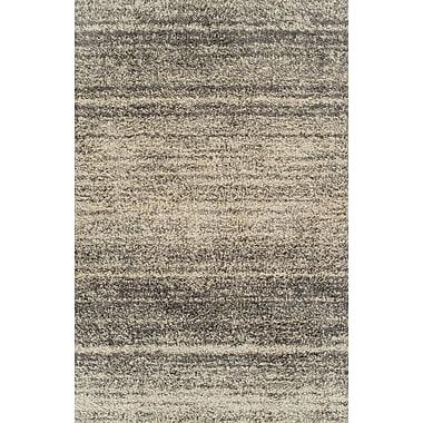 Union Rustic Keera Gray Area Rug; 7'11'' x 9'10''