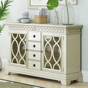 World Menagerie Harrouda Sideboard; White